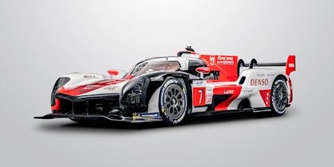 Toyota Gazoo Racing unveils GR010 hybrid racer