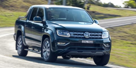 Volkswagen Amarok 'Too Powerful for TV' advertisement banned