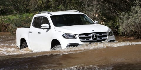 Mercedes-Benz X-Class ute future remains in doubt, Nissan won't say what comes next