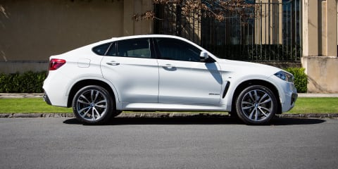Bmw X6 Review Specification Price Caradvice