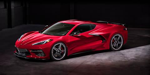 Around the Tracks: Corvette special edition