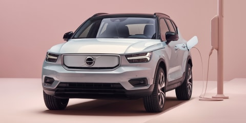 2021 Volvo XC40 Recharge: Brand's first electric vehicle here 2021 - UPDATED