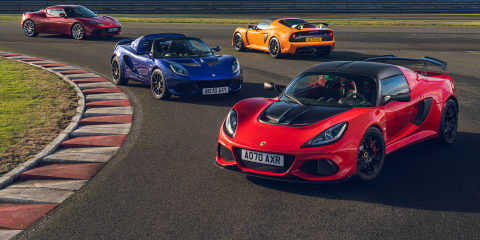2021 Lotus Elise and Exige Final Edition price and specs
