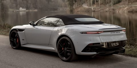 2020 Aston Martin DBS Superleggera Volante priced from $559,000 – UPDATE