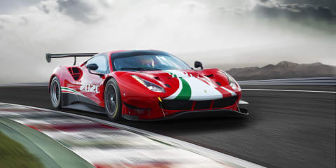 2020 Ferrari 488 GT3 Evo revealed