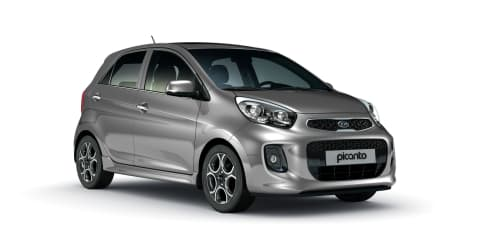 2015 Kia Picanto revealed ahead of Australian market debut
