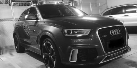 2015 Audi RS Q3 2.5 TFSI quattro review
