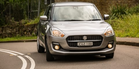 2020 Suzuki Swift Series II GL Navigator Plus review