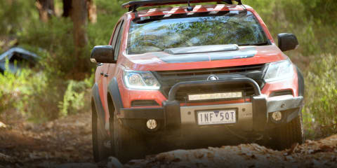 2019 Holden Colorado Xtreme Pack