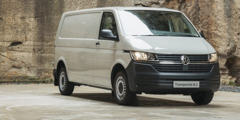 2021 Volkswagen Transporter T6.1 range review