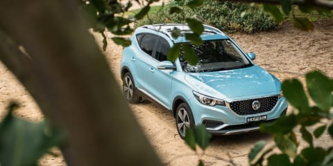 2021 MG ZS EV long-term review: Charging in the suburbs