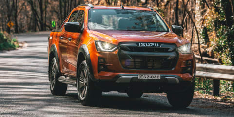 2021 Isuzu D-Max on sale today, but deliveries delayed until next month