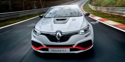 Renault Megane RS Trophy-R priced 'around $70k', online sales confirmed