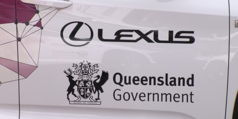 Lexus participates in Ipswich-based connected vehicle program