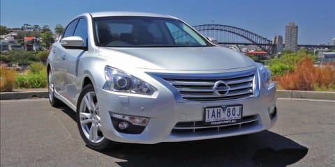 Nissan Altima Video Review