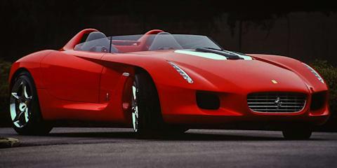 Design Review: Ferrari Rossa (2000)
