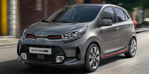 2021 Kia Picanto price and specs