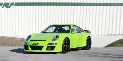 Video: Ruf RGT-8 V8 Porsche 911 presented by Alois Ruf