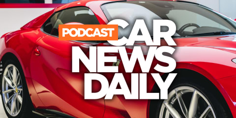 Car News Podcast: Your daily download
