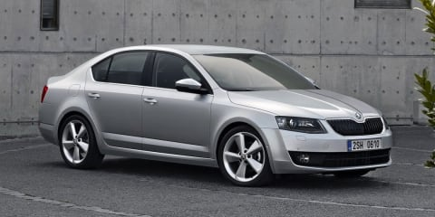 2013 Skoda Octavia: official images and details
