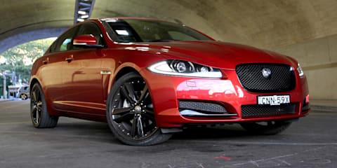 Jaguar XF 2.2D Review