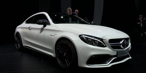 2016 Mercedes-AMG C63 Coupe Walkaround : 2015 Frankfurt Motor Show