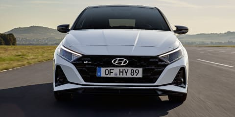 2021 Hyundai i20 N Line revealed in lead-up to N unveiling