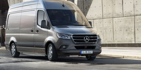 2020 Mercedes-Benz Sprinter recalled with potential brake hose fault