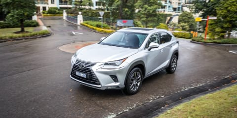 2019 Lexus NX300 Luxury FWD review