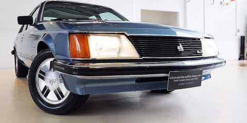 1982 Holden Commodore VH SL/E V8 comes onto the market with substantial price tag