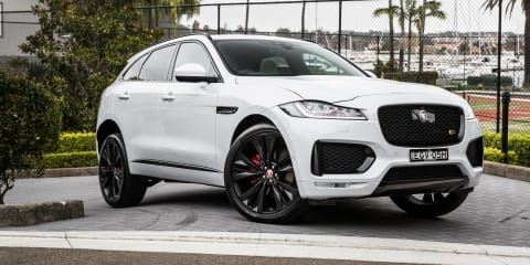2020 Jaguar F-Pace 35t S review
