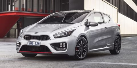 Kia Pro_cee'd GT launches from $29,990