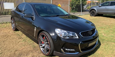 2016 Holden Commodore SS-V Redline review