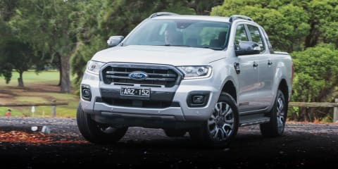 2019 Ford Ranger Wildtrak 3.2L 4x4 review