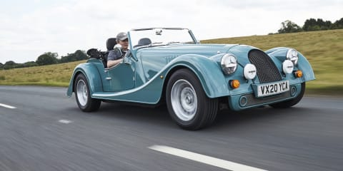 2021 Morgan Plus Four review