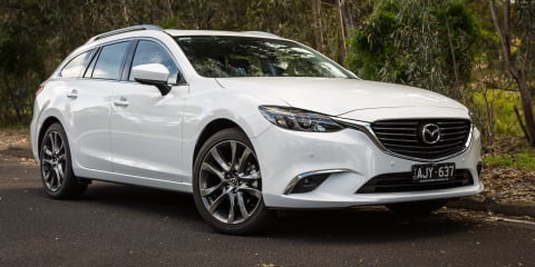 2016 Mazda 6 GT Wagon Review