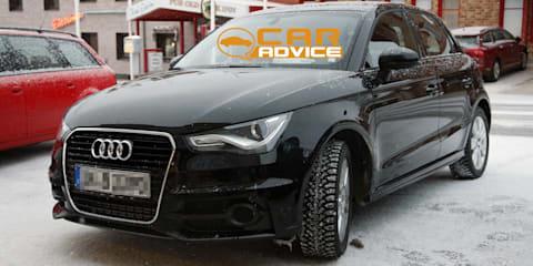 Audi S1 Sportback: five-door German pocket rocket spied