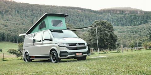 Volkswagen Transporter Achtung Camper 'Nature Lover' review