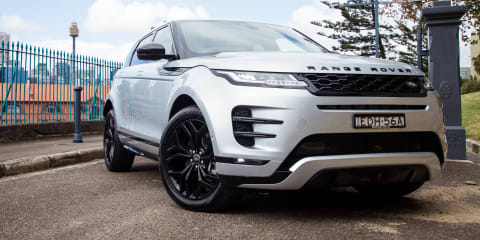 2020 Range Rover Evoque P250 R-Dynamic S review