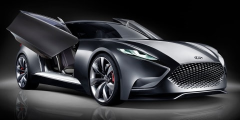 "Hyundai working on ""crazy"" sports-car, due 2020"