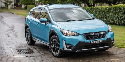 2021 Subaru XV Hybrid L AWD review