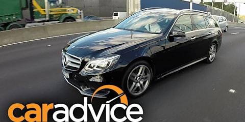 Mercedes-Benz E400 Steering Assistant