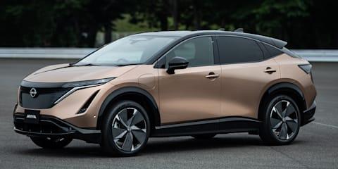 2021 Nissan Ariya electric SUV revealed, Australian arm keen - UPDATE