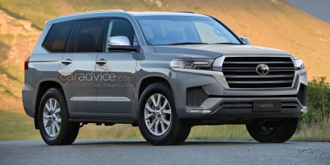 Toyota LandCruiser 300 Series: Is 1 August 2021 the launch date?