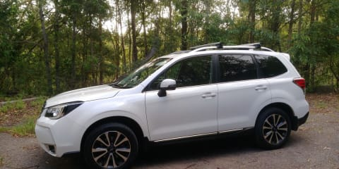 2016 Subaru Forester 2.0XT Review Review