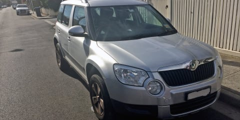 2012 Skoda Yeti 77TSI (4x2) review