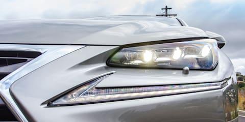 2015 Lexus NX300h Speed Date