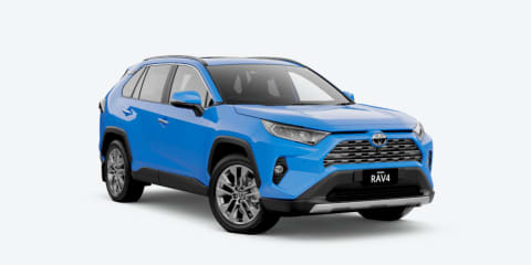 Toyota RAV4: 436 cars affected by stop sale
