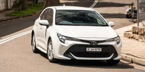 2021 Toyota Corolla Ascent Sport hatch petrol review
