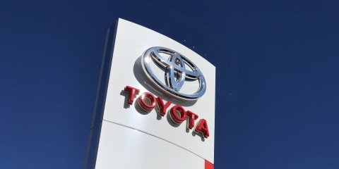 Toyota says sales are recovering after being held back by stock shortages, predicts 2020 will hit 17-year low